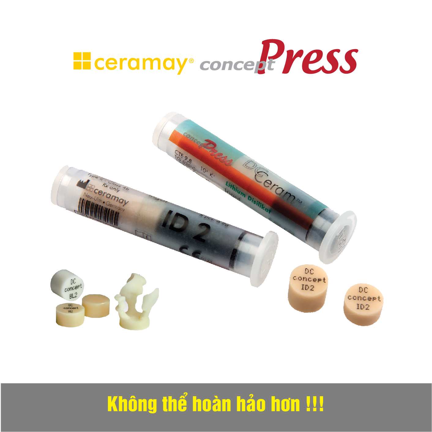 Ceramay Concept Press